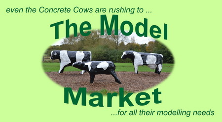 The Model Market - logo